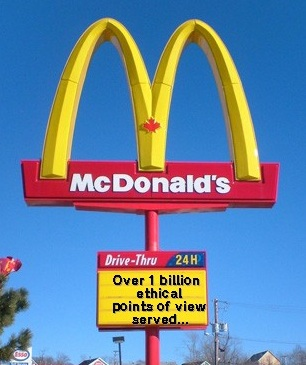 mcdonalds ethics